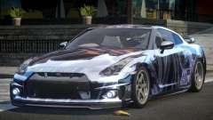 2011 Nissan GT-R L9 para GTA 4