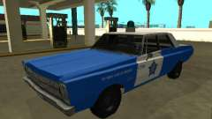 Plymouth Belvedere 4 puerta 1965 Chicago Police