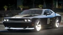 Dodge Challenger BS Racing L1 para GTA 4