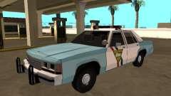 Ford LTD Crown Victoria 1991 Dakota del Sur HP para GTA San Andreas