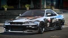 Nissan Skyline GS R-Tuning L9 para GTA 4