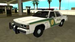 Ford LTD Crown Victoria 1991 Miami Dade M Police para GTA San Andreas
