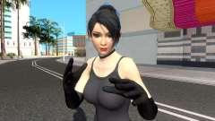 Momiji Black Suit V2 para GTA San Andreas