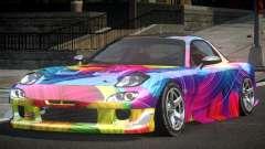 Mazda RX-7 GST Racing PJ5 para GTA 4