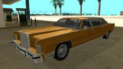 Lincoln Continental Town Car 1979 Limo