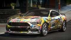 Ford Mustang SP Racing L6 para GTA 4