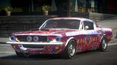 Shelby GT500 BS Old L4 para GTA 4