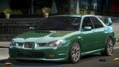 Subaru Impreza SP STI para GTA 4
