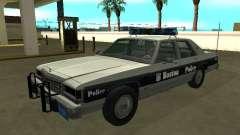 Ford LTD Crown Victoria 1987 Policía de Boston para GTA San Andreas