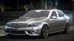 Mercedes-Benz C63 BS para GTA 4