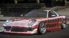 Mazda RX-7 GST Racing PJ4 para GTA 4