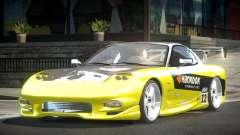 Mazda RX7 SH L2 para GTA 4