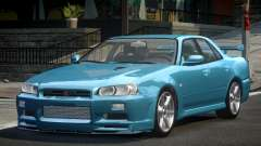 Nissan Skyline R34 SP-R
