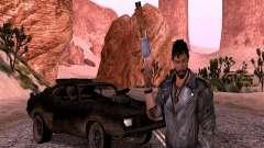 Max Rockatansky con chaqueta para GTA San Andreas