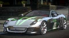 Ferrari 599 GTO Racing L3 para GTA 4