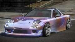 Mazda RX-7 GST Racing PJ10 para GTA 4