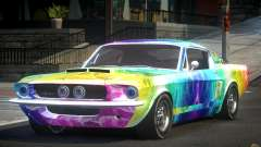 Shelby GT500 BS Old L3 para GTA 4
