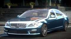 Mercedes-Benz S65 AMG BS para GTA 4
