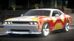 Dodge Challenger BS Racing L4 para GTA 4
