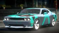Dodge Challenger BS Racing L2 para GTA 4