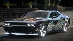 Dodge Challenger BS Racing L3 para GTA 4