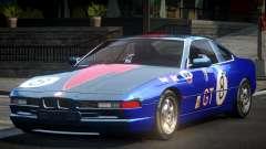 BMW 850CSi GT L7 para GTA 4