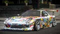 Mazda RX-7 GST Racing PJ3 para GTA 4