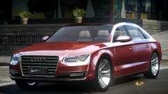 Audi A8 BS V1.1 para GTA 4