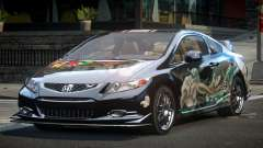 Honda Civic PSI S-Tuning L5 para GTA 4