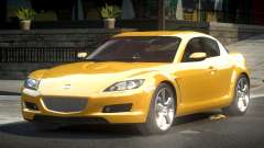 Mazda RX-8 SR para GTA 4