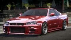 Nissan Skyline GS R-Tuning para GTA 4