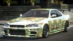 Nissan Skyline GS R-Tuning L2 para GTA 4