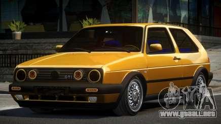 Volkswagen Golf GST-I para GTA 4