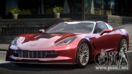 Chevrolet Corvette GST Qz para GTA 4