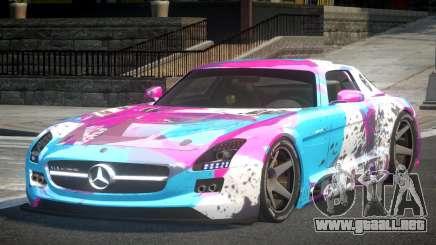 Mercedes-Benz SLS SP-A L3 para GTA 4