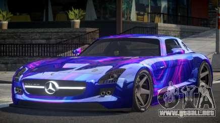 Mercedes-Benz SLS SP-A L1 para GTA 4