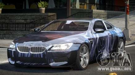 BMW M6 F13 GS PJ6 para GTA 4