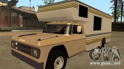 Dodge D-100 1968 para GTA San Andreas