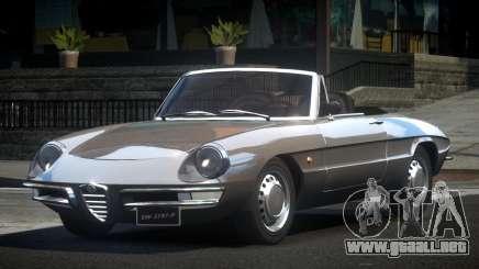 Alfa Romeo Spider 60S para GTA 4