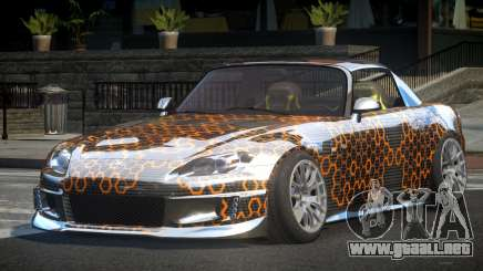 Honda S2000 GS Racing L4 para GTA 4