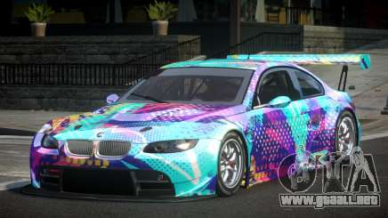 BMW M3 E92 GT2 L4 para GTA 4