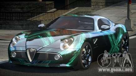 Alfa Romeo 8C GS-R L1 para GTA 4