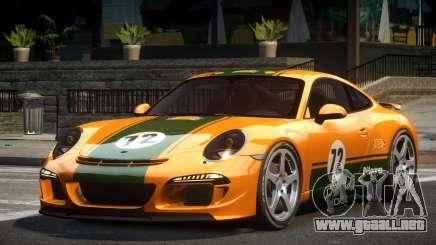 RUF RGT-8 SP Racing L6 para GTA 4