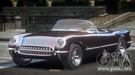 Chevrolet Corvette 50S para GTA 4