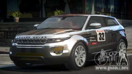 Range Rover Evoque PSI L4 para GTA 4