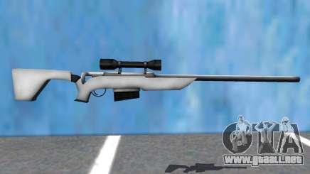 Tac-50 [Low-Poly] para GTA San Andreas