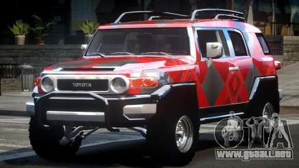Toyota FJ Cruiser OR L5 para GTA 4