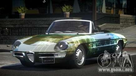Alfa Romeo Spider 60S L5 para GTA 4