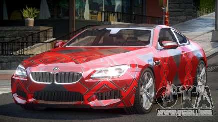 BMW M6 F13 GS PJ2 para GTA 4