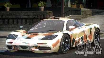 McLaren F1 90S L6 para GTA 4